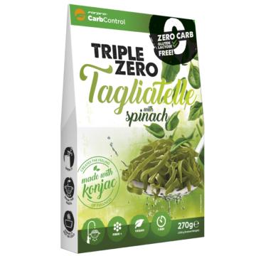 Forpro Triple Zero Pasta - Tagliatelle with Spinach