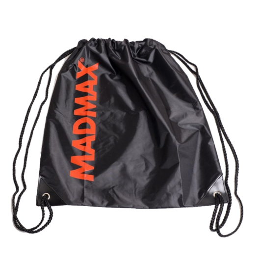 MADMAX Waterproof Gymsack edzőzsák - red