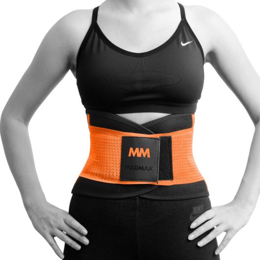 MADMAX Slimming Belt (karcsúsító öv) - Orange