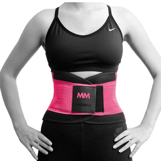 MADMAX Slimming Belt (karcsúsító öv) - Pink