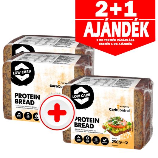 Forpro Protein Bread - 250g - 2+1 akció