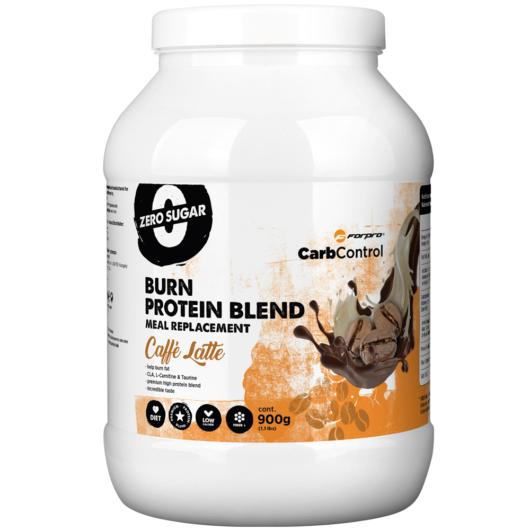ForPro Burn Protein Blend 900g - Caffe Latte