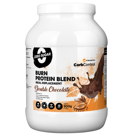 ForPro Burn Protein Blend 900g - Double Chocolate
