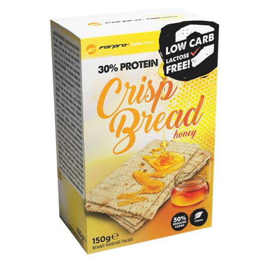 Forpro 30% Protein Crisp Bread Honey - 150g