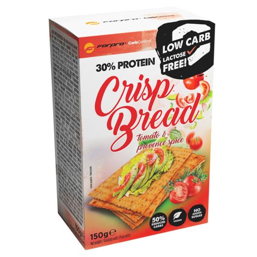 Forpro 30% Protein Crisp Bread Tomato & Provence Spice - 150g