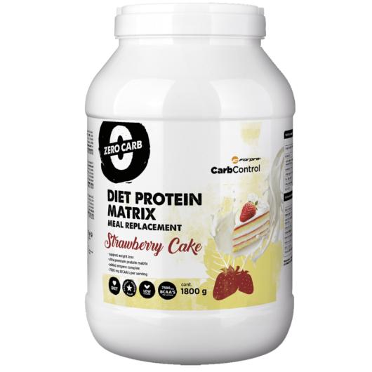 ForPro Diet Protein Matrix 1800g - Strawberry Cake