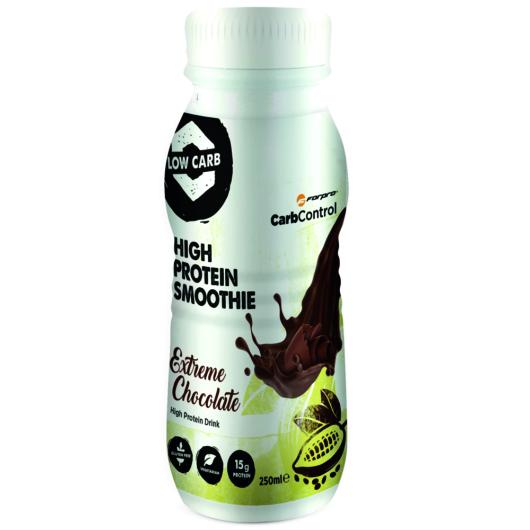 High Protein Smoothie drink 250 ml - Extrem-Chocolate