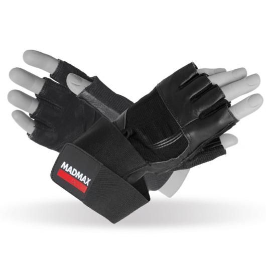 MADMAX Professional Exclusive csuklószorítós kesztyű