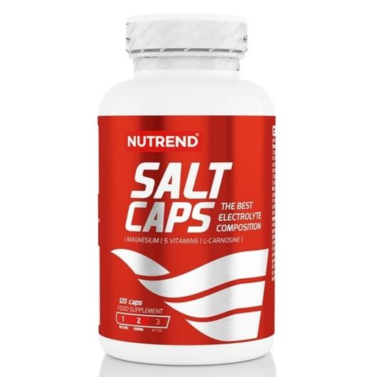 Nutrend Salt Caps 120 kapszula