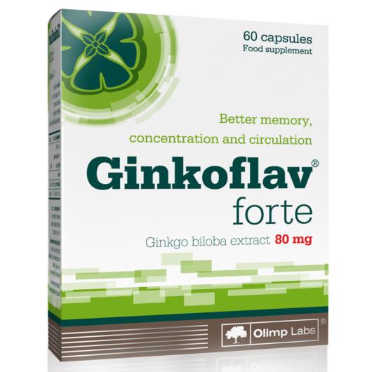 Olimp Labs Ginkoflav Forte - 60 kapszula