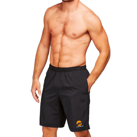Man Bermuda Short - Black