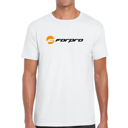 Man Forpro T-shirt - White