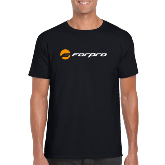 Man Forpro T-shirt - Black