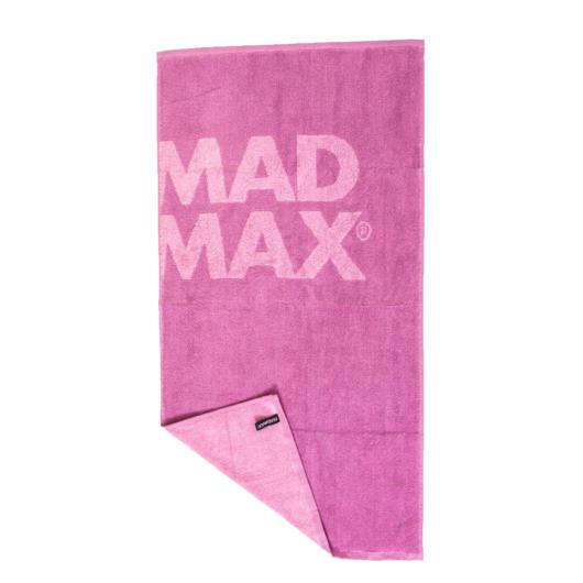 MADMAX Pink Towel - női törölköző