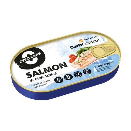 Forpro SALMON in own sauce - 170g