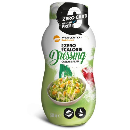 Near Zero Calorie Dressing - Ceaser Salad