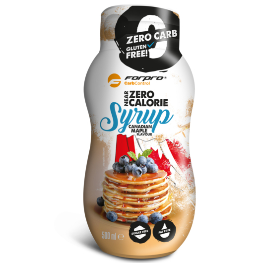 Near Zero Calorie Syrup - Canadian Maple