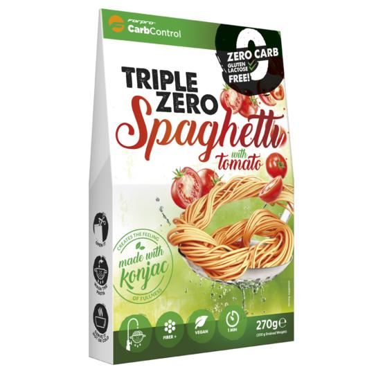 Forpro Triple Zero Pasta - Spaghetti with Tomato