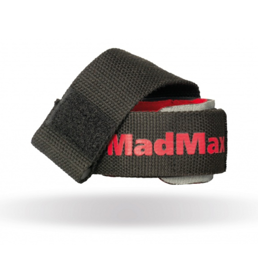 MadMax PWR Wrist wraps+ görgős felhúzó heveder