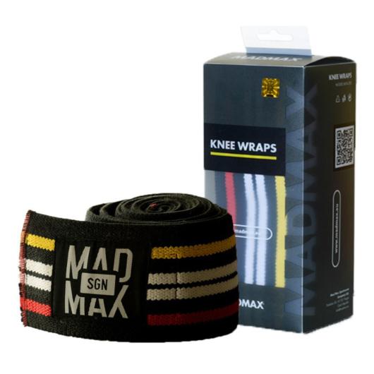 Madmax Knee Wraps térdszorító - 200 cm