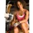 Kép 2/2 - MADMAX New Age Fitness női kesztyű