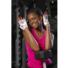 Kép 2/3 - MADMAX No Matter Pink női kesztyű